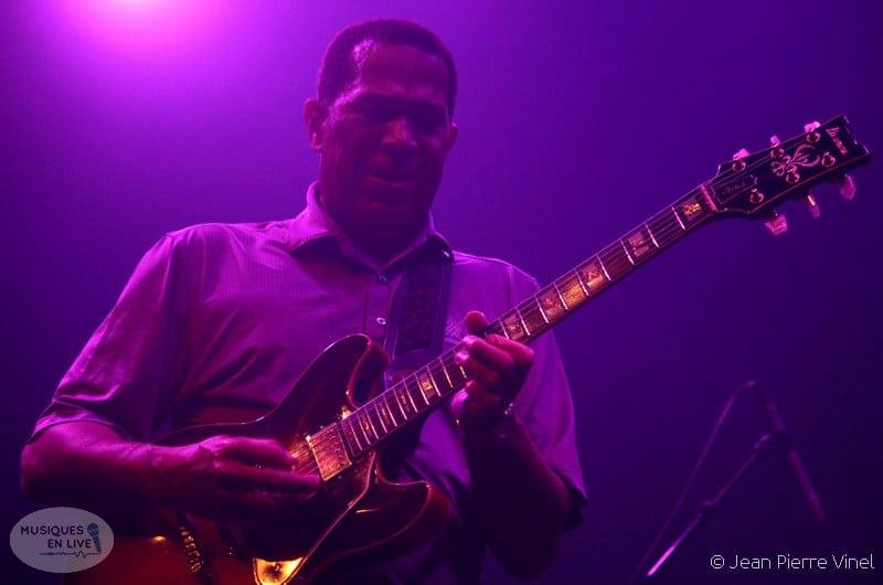 Concert Melvin Taylor