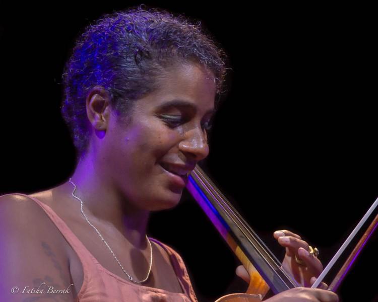 Marciac 2021 - Leyla McCalla _The Capitalist Blues - Lisa Simone's Wonderful Tour