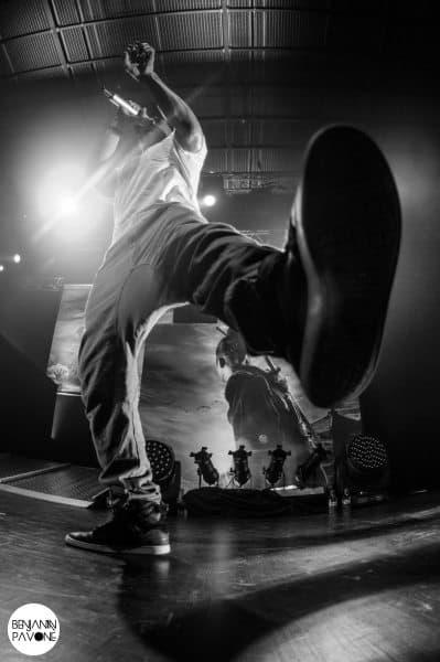 Akhenaton IAM Alive - Rocher de Palmer - Benjamin Pavone