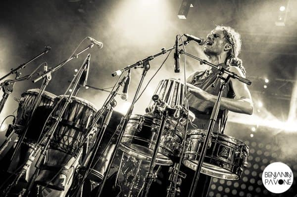 Hilight Tribe - Au Fil Du Son 2014 - Benjamin Pavone