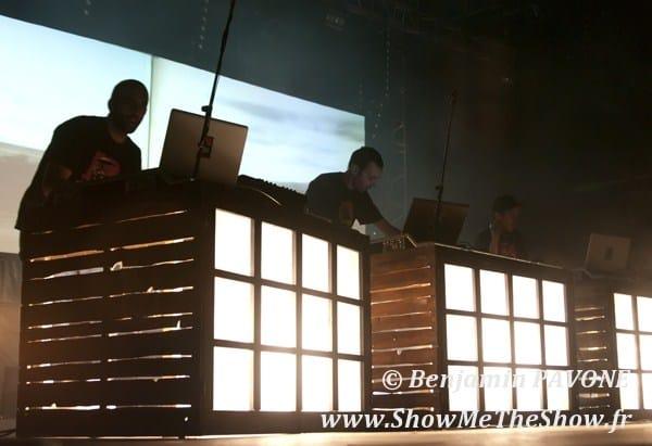 Chinese Man au Free Music 2011