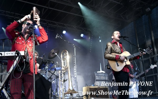 La Caravane Passe Free Music 2011