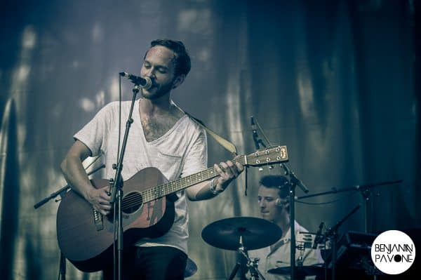 A Call At Nausicaa - Free Music Festival 2014 - Benjamin Pavone