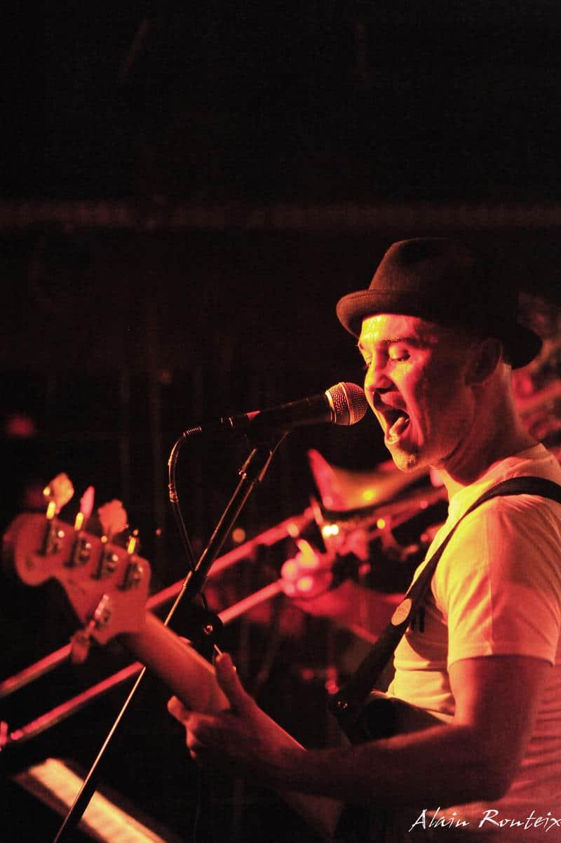 FrogJam - Anniversaire Musiques en Live 2014