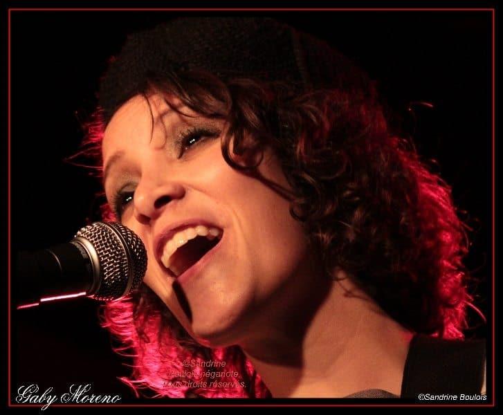 Gaby Moreno / Comptoir du Jazz