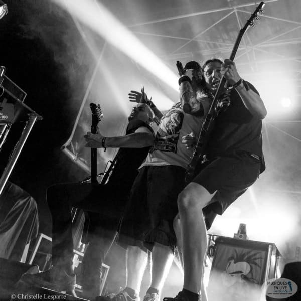Ultra Vomit - La Voix Du Rock - Photo : Christelle Lesparre