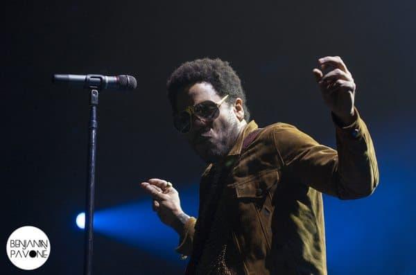 Lenny Kravitz - Patinoire Bordeaux 2014 - Benjamin Pavone