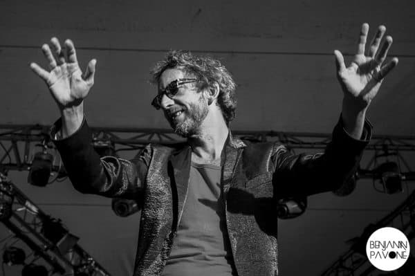 Arthur H - Musicalarue 2014 - Benjamin Pavone