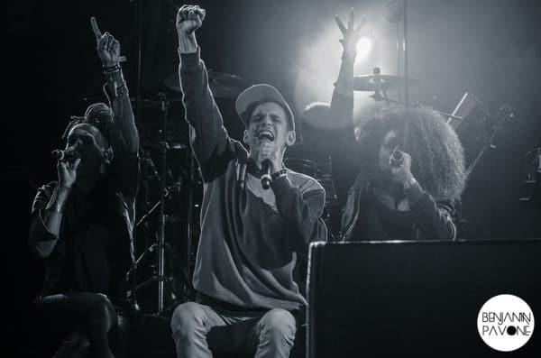 Biga Ranx - Musicalarue 2014 - Benjamin Pavone