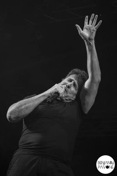 Johnny Clegg - Musicalarue 2014 - Benjamin Pavone