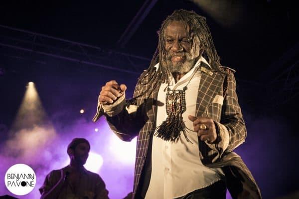 Winston Mc Anuff Fixi - Musicalarue 2014 - Benjamin Pavone