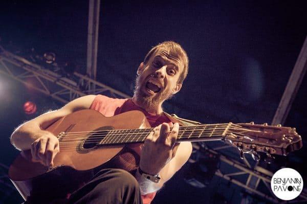 La Pegatina - Musicalarue 2014 - Benjamin Pavone