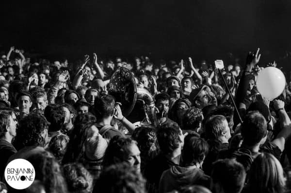 Musicalarue 2014 - Benjamin Pavone