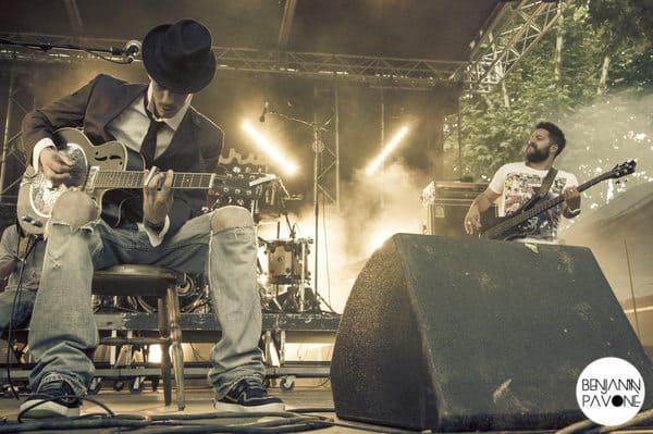 Scarecrow - Musicalarue 2014 - Benjamin Pavone