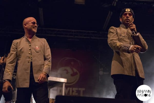 Soviet Suprem - Musicalarue 2014 - Benjamin Pavone