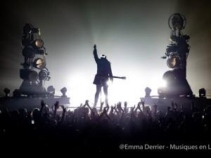 -M- (Matthieu Chedid) en concert Décembre 2019