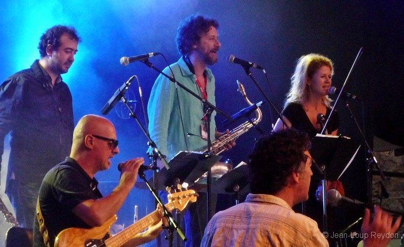 Minino Garay  Saint Emilion Jazz Festival 2013