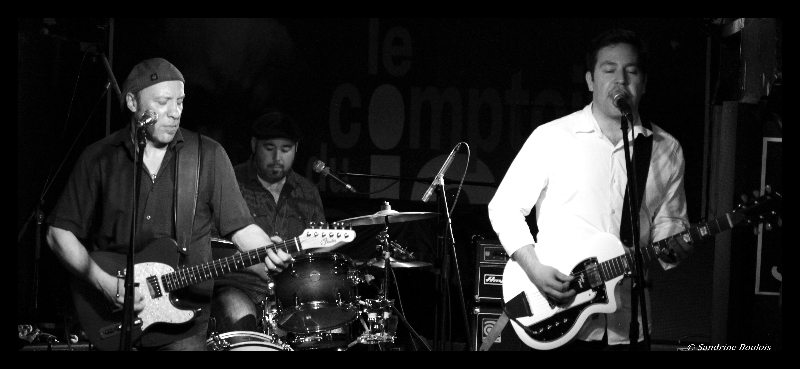 Monkey Junk Trio