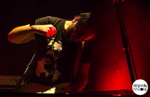 Dead Hippies - Krakatoa - 2014 - Benjamin Pavone