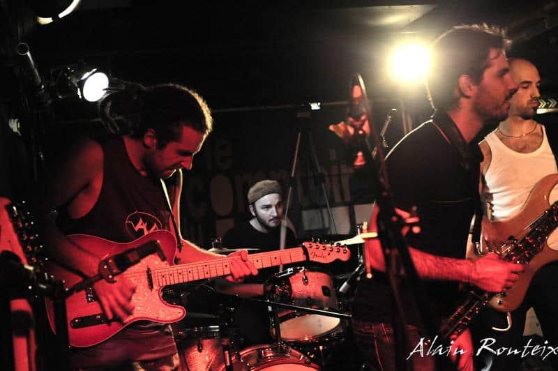 Snawt - Anniversaire Musiques en Live 2014