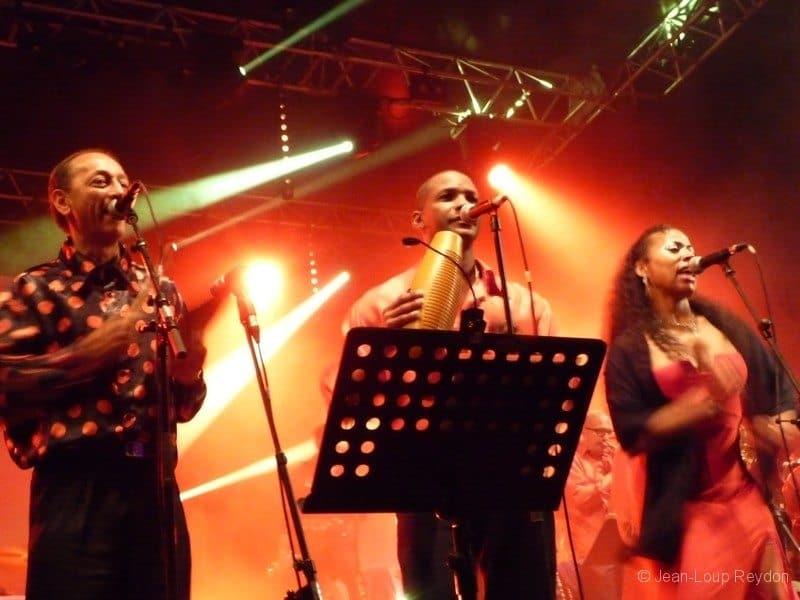 Tito Puentes  Saint Emilion Jazz Festival 2013