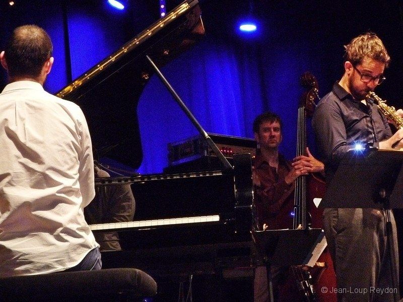Yaron Herman Quartet Saint Emilion Jazz Festival 2013