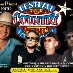 Festival Country Music 2011 à Mirande – 13 au 17 juillet