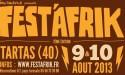 FESTIVAL FEST'AFRIK 2013 (7EME EDITION) – 9 & 10 AOÛT A TARTAS (40)