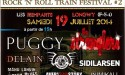 ROCK'N'ROLL TRAIN FESTIVAL – 2DE EDITION (19-20 JUILLET) A LONGWY (54)