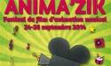 ANIMA'ZIK – FESTIVAL DU FILM D'ANIMATION MUSICALE – 24 AU 28 SEPTEMBRE 2014 – CINÉMA LE FESTIVAL – BÈGLES