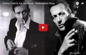 Redemption Song - Johnny Cash - Joe Strummer