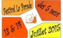 FESTIVAL « LA PARADE DES 5 SENS 2015 » – #17EDITION – 13 > 14 JUILLET – HASTINGUES (40)