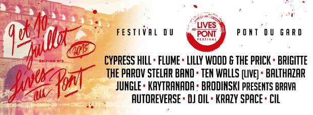 Festival Lives Au Pont 5eme Edition 9 10 Juillet Au Pont
