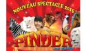 CIRQUE PINDER JEAN RICHARD – 1 > 13 SEPTEMBRE 2015 – PLACE DES QUINCONCES – BORDEAUX