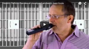DEALERS DEHORS - JEAN LOUIS LAMBERTY