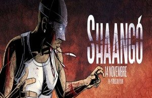 SHAANGO TOME 4 COUVERTURE