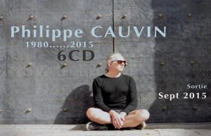 PHILIPPE-CAUVIN-1980-2015-6CD