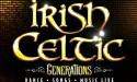 IRISH CELTIC GENERATIONS – JEUDI 17 NOVEMBRE 2016 – PATINOIRE MERIADECK – BORDEAUX