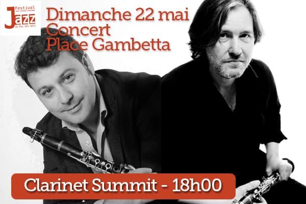 rencontres internationales clarinette populaire