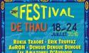 FESTIVAL DE THAU 2016 – ESCALES MUSICALES – 18 > 24 JUILLET –  MEZE