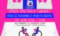 DINER SPECTACLE – CABARET DIAMANT ROSE – VENDREDI 24 JUIN 2016 – BORDEAUX