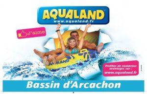 Aqualand Bassin Arcachon-Sainon 2016