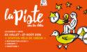 Festival la Piste sous les Étoiles –  Samedi 27 Août 2016 – Créon