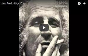 L'Age d'Or - Léo Ferré