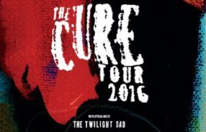 THE CURE - ARENA MONTPELLIER # LIVE REPORT @ DIEGO ON THE ROCKS