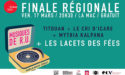« MUSIQUES DE R.U » :  LA FINALE RÉGIONALE A PESSAC – 17 MARS 2017