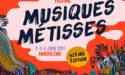 FESTIVAL MUSIQUES MÉTISSES 2017 – 42EME ÉDITION – 2 > 4 JUIN – ANGOULÊME