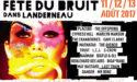 FÊTE DU BRUIT DANS LANDERNEAU – DU 11 AU 13 AOÛT 2017 – LANDERNEAU (29)