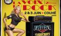 FESTIVAL LA VOIX DU ROCK #2 – 2 & 3 JUIN 2017 – COUHÉ (86)