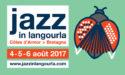 FESTIVAL JAZZ IN LANGOURLA 2017 – 22EME EDITION – 4 > 6 AOÛT – LANGOURLA